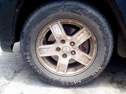 Well Maintained Nigerian used Jeep Grand Cherokee 2005