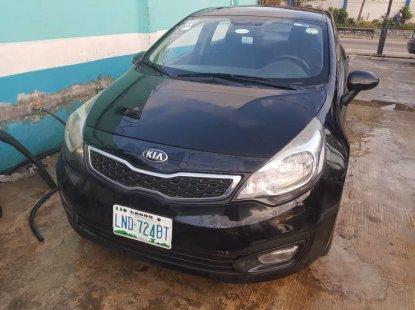 Nigerian Used 2014 Kia Rio for sale