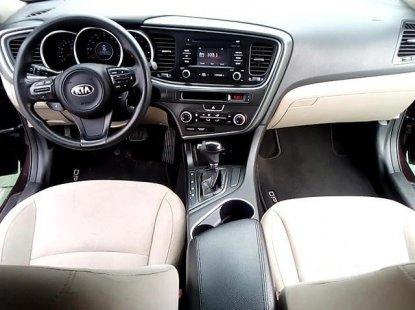 Nigeria Used Kia Optima 2014 Model