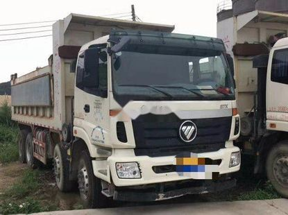 Very Clean Foreign used Foton Auman 2011
