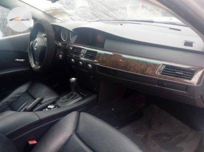 BMW 530i 2005 Silver
