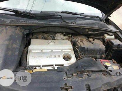 Range Rover Sport 2006 Black