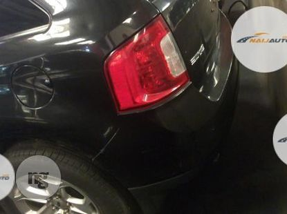 Ford Edge 2014 Gold