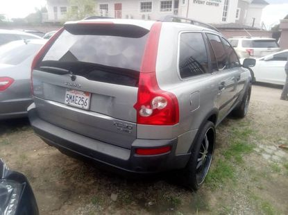 Foreign Used Volvo XC90 2007 for sale