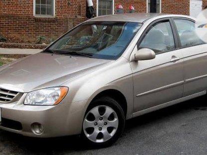 Neat Nigerian used Kia Cerato 2007