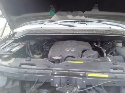 Very Clean Foreign used Infiniti QX 2008