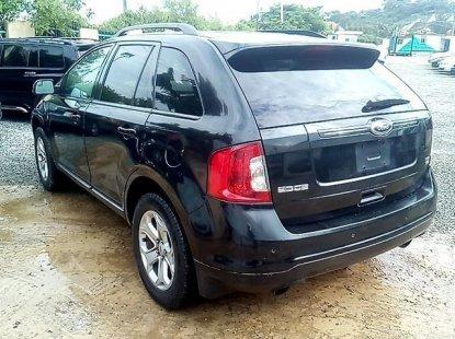 Neat Nigerian used Ford Edge 2012