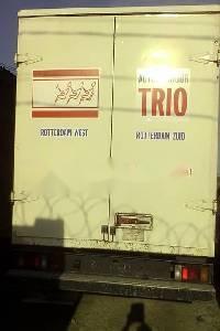 Well Maintained Nigerian used Isuzu ELF Truck 2005