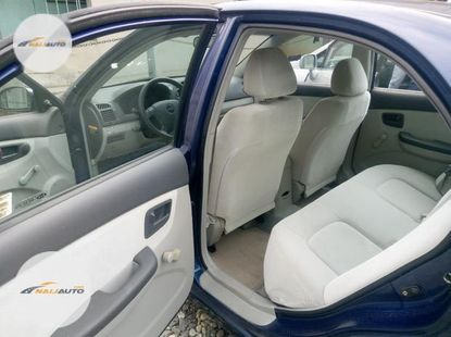 Super Clean Foreign used Kia Spectra 2004 Blue