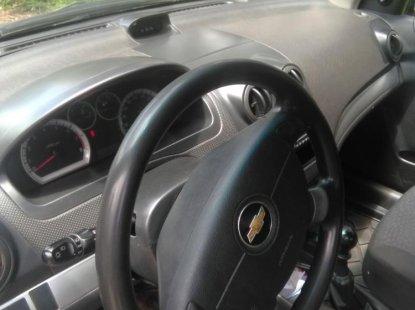 Clean Nigerian used Chevrolet Aveo 2014
