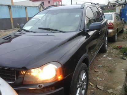Very Clean Nigerian used Volvo XC90 2004