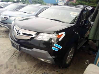Very Clean Foreign used 2009 Acura MDX