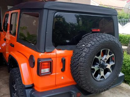 Clean Foreign used 2014 Jeep Wrangler