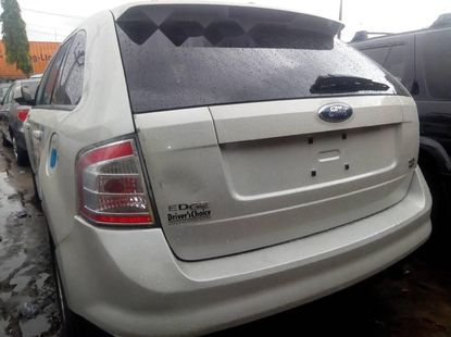 Clean Foreign used Ford Edge 2008