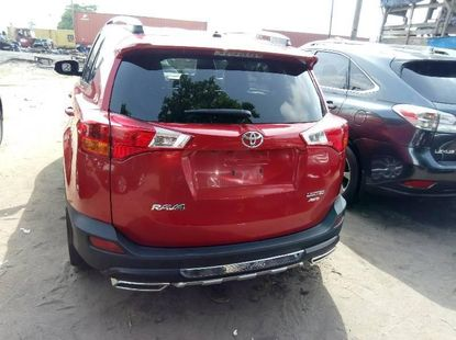 Clean Foreign used 2014 Toyota RAV4