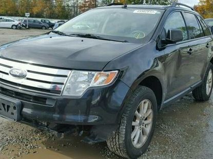 Clean Foreign used Ford Edge 2010