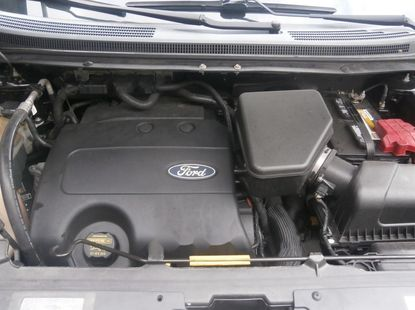 Clean Foreign used 2012 Ford Edge