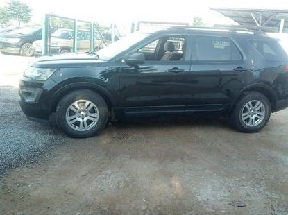 Properly maintained Nigerian used 2014 Ford Explorer