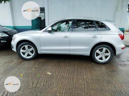 Nigeria Used Audi Q5 2009 Model Silver