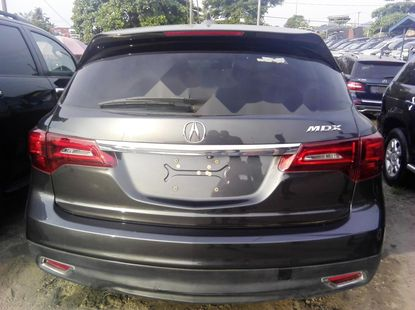 Super Clean Foreign used 2012 Acura MDX