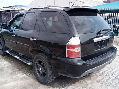 Super Clean Tokunbo 2006 Acura MDX