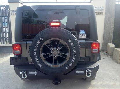 Neat Foreign used 2016 Jeep Wrangler