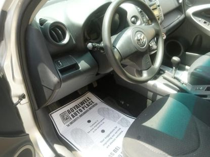 Very Clean Nigerian used 2006 Toyota RAV4