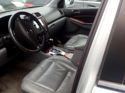 Foreign Used Acura MDX Sport 2004 Model Silver
