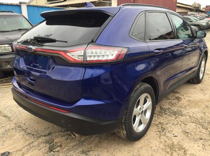 Super Clean Foreign used 2015 Ford Edge