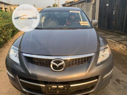 Foreign Used Mazda CX-9 2008 Model Gray