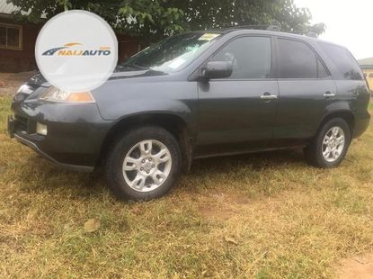 Very Clean Foreign used Acura MDX 2004 Silver