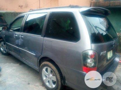 Nigerian Used Mazda MPV 2005 Gray