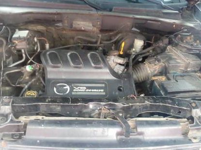 Nigeria Used Ford Escape 2007 Hybrid Black