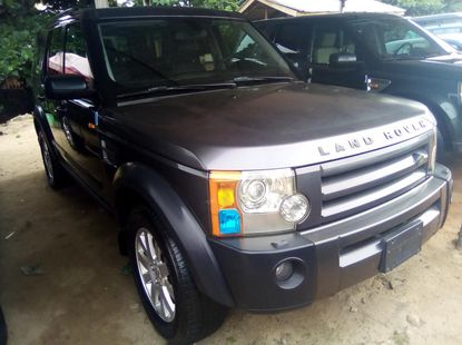 Used Land Rover for Sale in Nigeria Foreign LR3 2006