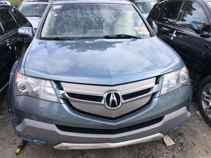 2008 Acura Used MDX Foreign Used Blue for Sale