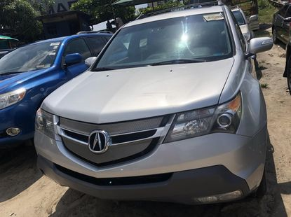 2008 Used Acura MDX Foreign Used Silver for Sale