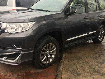 Toyota Land Cruiser Prado New 2017 Model Black