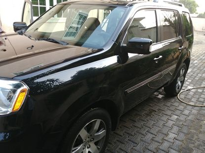 2012 Acura MDX Nigeria Used Black for Sale