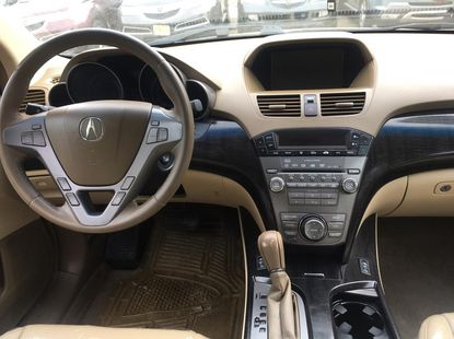 2008 Used Acura MDX Foreign 2008 Model Black
