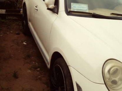 2005 Porsche Cayenne Nigeria Used White for Sale