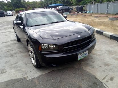 For Sale 2008 Dodge Charger Nigeria Used Black