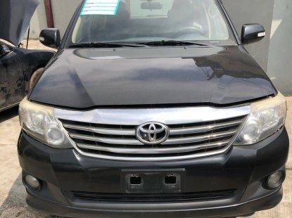 Toyota 4-Runner 2014 Model Nigeria Used Black