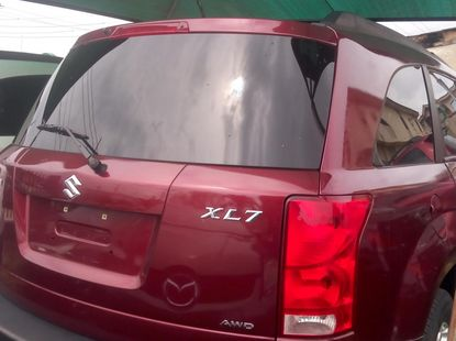 2008 SUZUKI XL7 Foreign Used Red for Sale