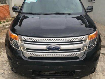 Used Ford Explorer Nigeria 2015 Model Black