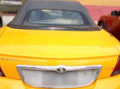 Chrysler Sebring 2006 Nigeria Used Model Orange