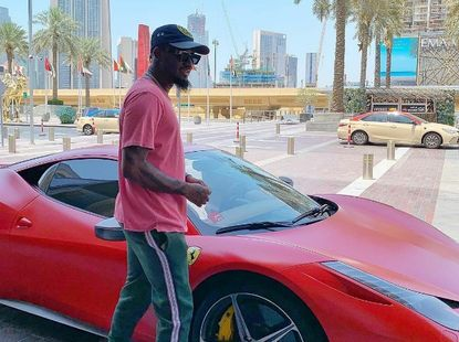 9 Nigerians who spend so much love on Ferrari cars!