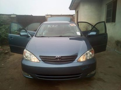 Used Toyota Camry Foreign Big Daddy 2003 Blue