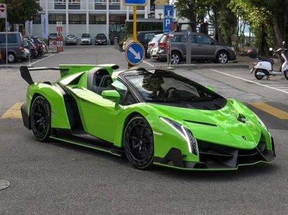 Features and Prices of Lamborghini Veneno in Nigeria