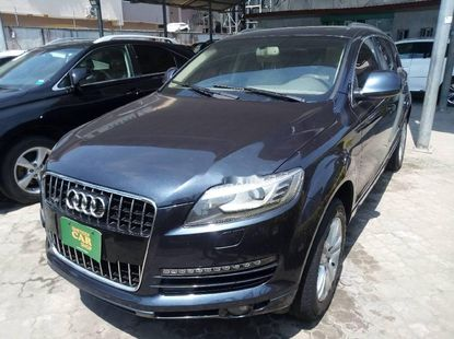 Extremely Neat Nigerian used 2009 Audi Q7