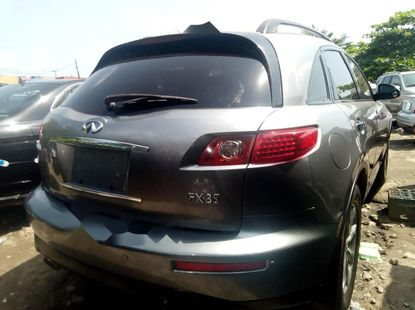 Super Clean Foreign used 2008 Infiniti FX